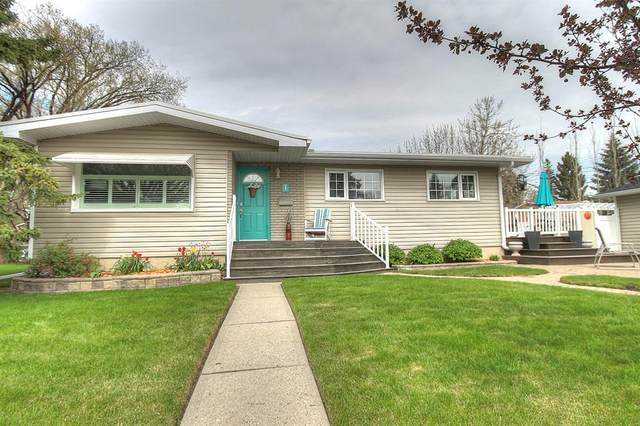 1 Butler Crescent NW, Calgary, AB  (#A1109293) :: Calgary Homefinders