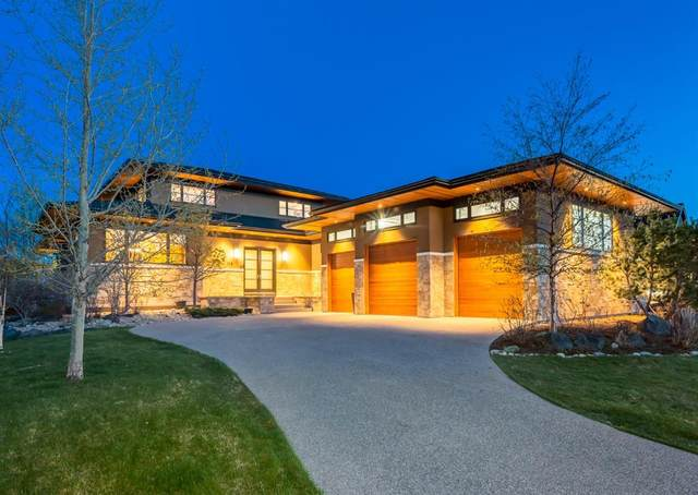 118 October Gold Way, Rural Rocky View County, AB T3Z 0A3 (#A1110381) :: Calgary Homefinders