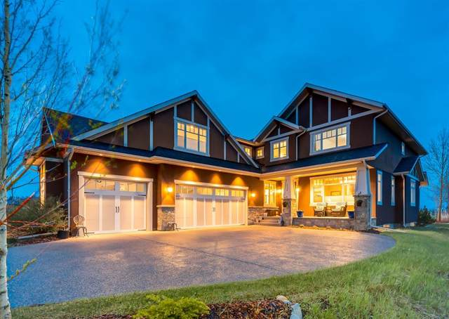 112 Glyde Park, Rural Rocky View County, AB T3Z 0A1 (#A1110870) :: Calgary Homefinders