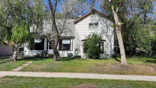 93 Villa Street, Drumheller, AB T0J 0Y1 (#A1114516) :: Calgary Homefinders