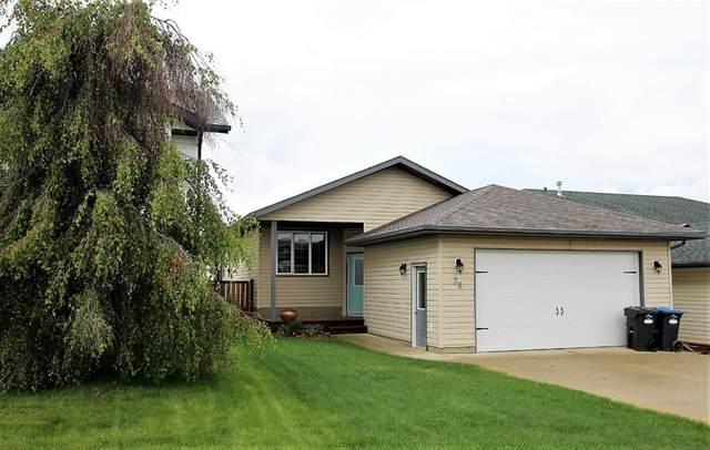 38 Fenwood Close, Sylvan Lake, AB T4S 2K4 (#A1114894) :: Calgary Homefinders