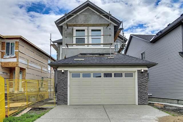 52 Cornerbrook Common NE, Calgary, AB T3N 1M1 (#A1116744) :: Calgary Homefinders