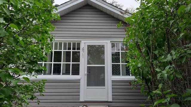471 2 Street SW, Drumheller, AB T0J 0Y6 (#A1117388) :: Calgary Homefinders