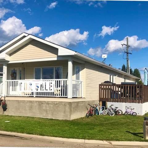 115 10209 92 Avenue, Lac La Biche, AB T0A 2C0 (#A1145802) :: Calgary Homefinders