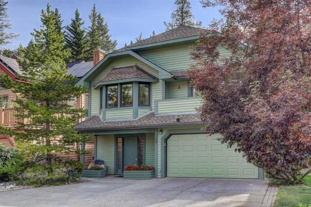 140 Benchlands Terrace, Canmore, AB T1W 1G2 (#AW51507) :: Canmore & Banff