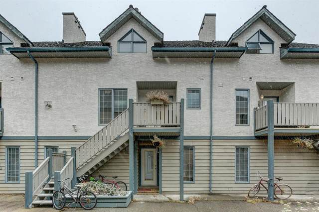 319 Marten Street B, Banff, AB T1L 1A1 (#AW52212) :: Redline Real Estate Group Inc