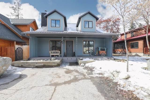 203 Ash Ave, Jasper, AB T0E 1E0 (#AW52519) :: Calgary Homefinders