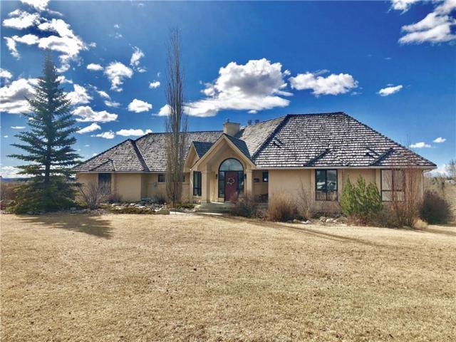 255 Country Lane Drive, Rural Rocky View County, AB T3Z 1J7 (#C4219634) :: The Cliff Stevenson Group