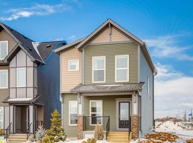 349 Chinook Gate Close, Airdrie, AB T4B 4V4 (#C4220847) :: Canmore & Banff