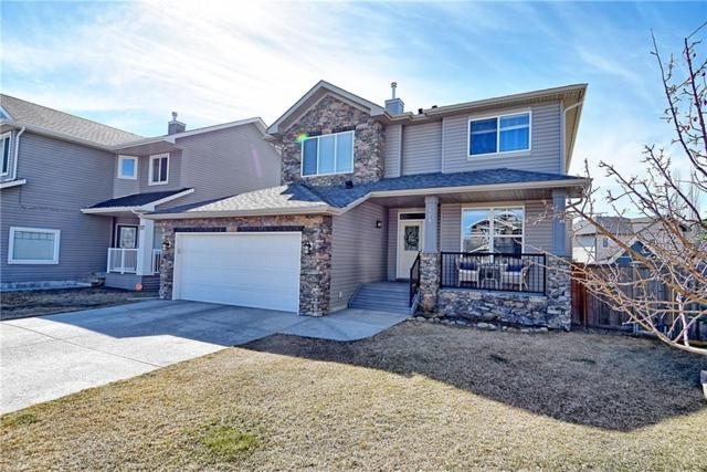 115 Crystal Green Court, Okotoks, AB T1S 2K5 (#C4225010) :: The Cliff Stevenson Group
