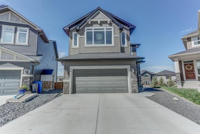 25 Cimarron Springs Court, Okotoks, AB T1S 0M1 (#C4226802) :: Redline Real Estate Group Inc