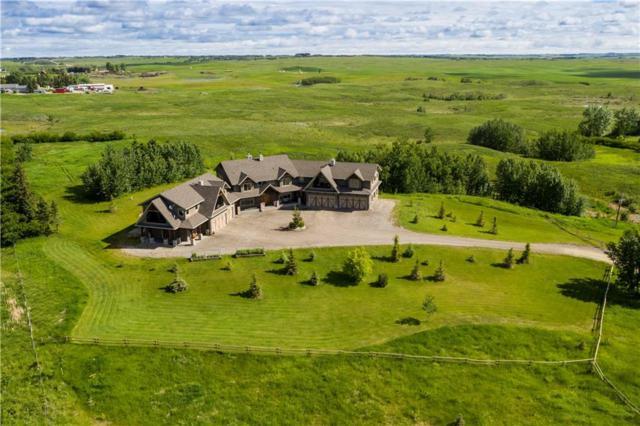 58 Big Hill Springs Estates, Rural Rocky View County, AB T3R 1H5 (#C4232975) :: Virtu Real Estate