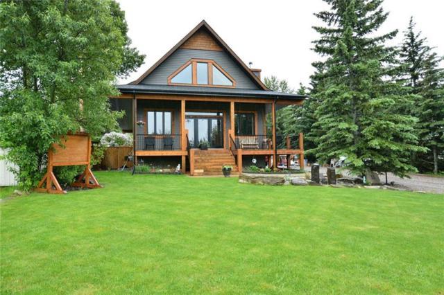 35 Cochrane Lake Trail, Rural Rocky View County, AB T4C 2A8 (#C4233145) :: Calgary Homefinders