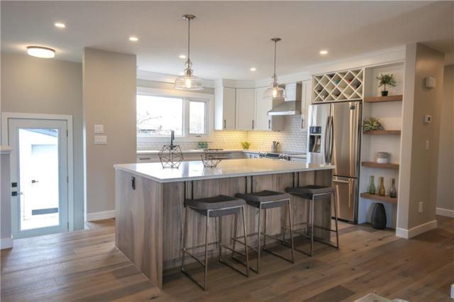 468 Cedarpark Drive SW, Calgary, AB T2W 2J7 (#C4240956) :: Redline Real Estate Group Inc