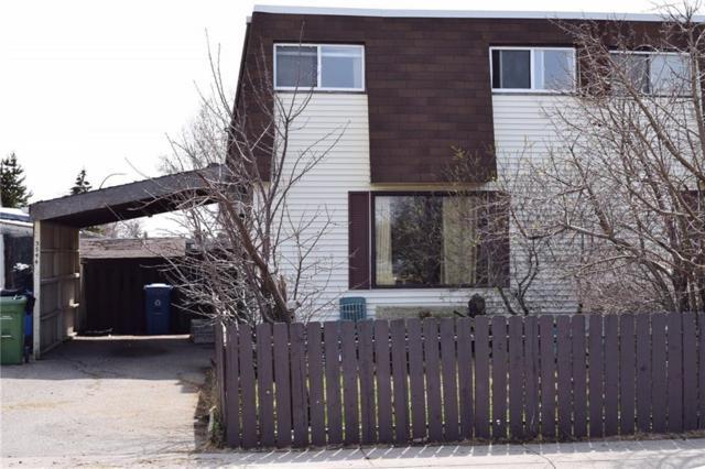 3844 Doverdale Crescent SE, Calgary, AB T2B 1V7 (#C4243283) :: Redline Real Estate Group Inc