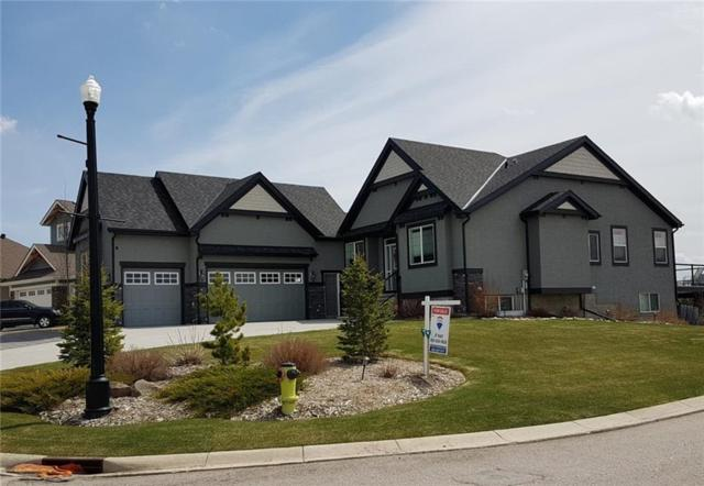 59 Monterra Cove, Rural Rocky View County, AB T4C 0A4 (#C4245380) :: Redline Real Estate Group Inc