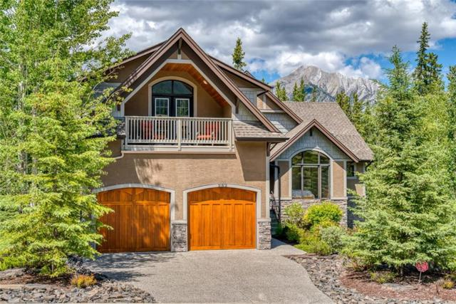 282 Miskow Close, Canmore, AB T1W 3G7 (#C4245697) :: Canmore & Banff