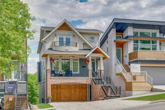 1112 Bellevue Avenue SE, Calgary, AB  (#C4249376) :: Redline Real Estate Group Inc
