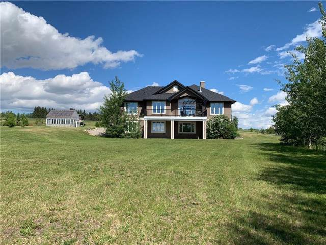 210240 90 Street W, Rural Foothills County, AB T2J 5G5 (#C4255223) :: Redline Real Estate Group Inc