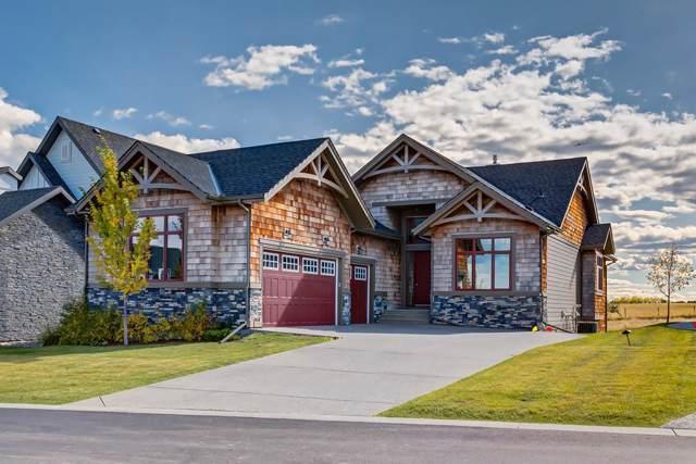 15 Prairie Smoke Rise, Rural Rocky View County, AB T3Z 0C5 (#C4255916) :: Redline Real Estate Group Inc