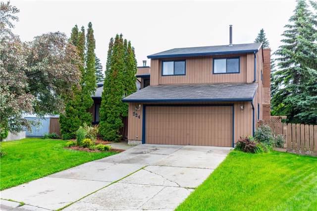 224 Deercroft Place SE, Calgary, AB T2J 5W5 (#C4256670) :: Virtu Real Estate