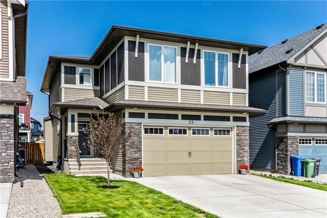 25 Mist Mountain Rise, Okotoks, AB T1S 5P6 (#C4258179) :: The Cliff Stevenson Group