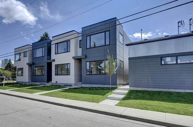 4015 8 Avenue SW, Calgary, AB T2N 3S8 (#C4259467) :: The Cliff Stevenson Group