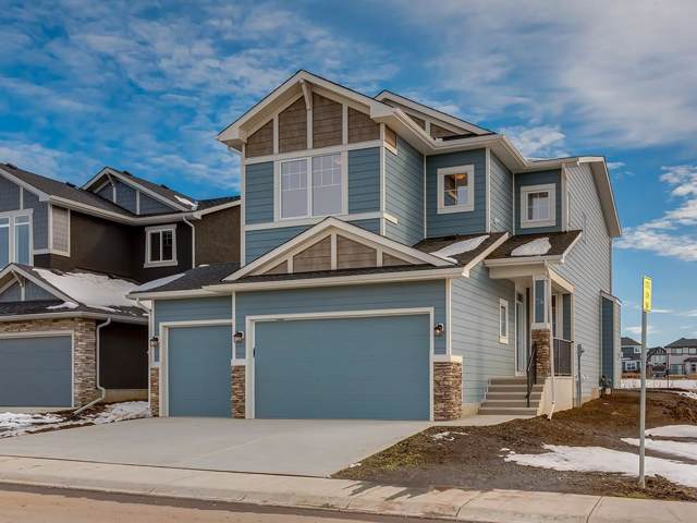 24 Ranchers Meadow, Okotoks, AB T1S 0P5 (#C4264952) :: Redline Real Estate Group Inc
