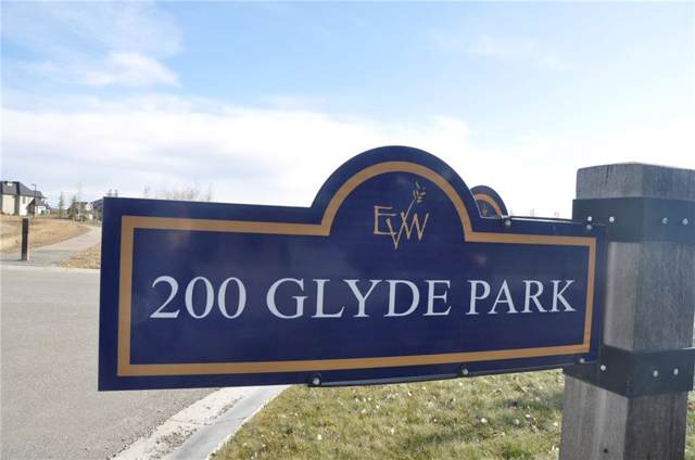 218 Glyde Park, Rural Rocky View County, AB T3Z 0A1 (#C4265763) :: Calgary Homefinders