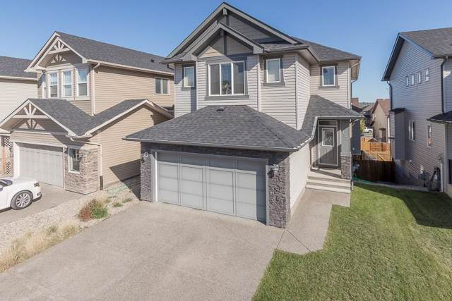 182 Cimarron Vista Way, Okotoks, AB T1S 0K3 (#C4266335) :: Virtu Real Estate