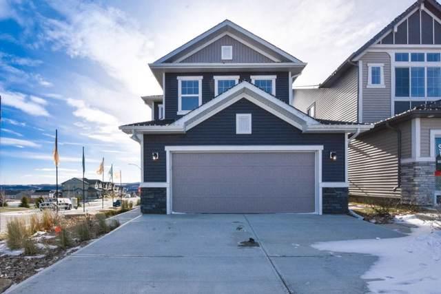 3 Heritage Heights, Cochrane, AB T4C 2R4 (#C4267094) :: Calgary Homefinders