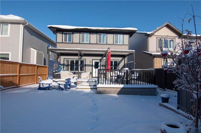 188 Hillcrest Drive SW, Airdrie, AB T4B 4B1 (#C4267301) :: Calgary Homefinders