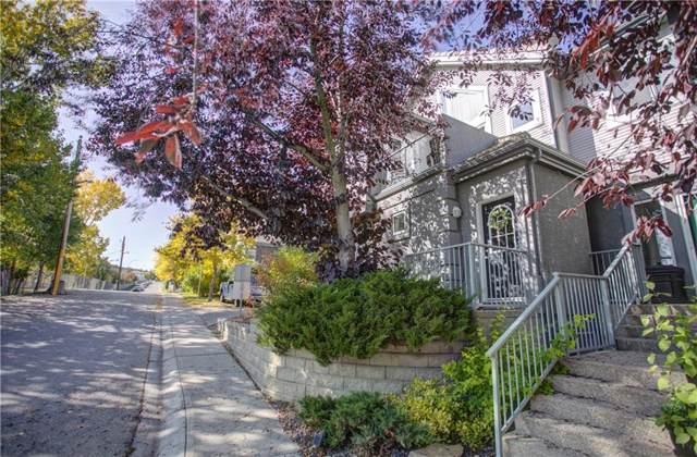 5616 14 Avenue SW #2, Calgary, AB T3H 3P9 (#C4267826) :: Redline Real Estate Group Inc