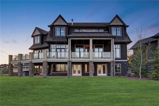 214 Glyde Park SW, Rural Rocky View County, AB T3Z 0A1 (#C4270941) :: Canmore & Banff