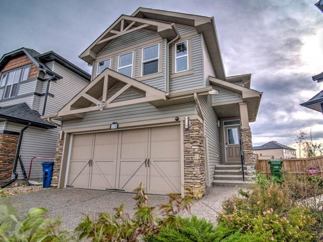 1136 Hillcrest Lane SW, Airdrie, AB T4B 3W2 (#C4271395) :: Virtu Real Estate