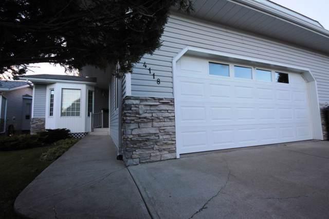 4118 Silverpark Estates Close, Olds, AB T4H 1B4 (#C4272788) :: Redline Real Estate Group Inc