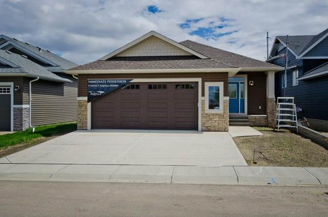 161 Wildrose Crescent, Strathmore, AB T1P 1M9 (#C4274382) :: The Cliff Stevenson Group