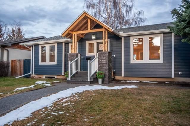 6616 Law Drive SW, Calgary, AB T3E 6A1 (#C4275361) :: Virtu Real Estate