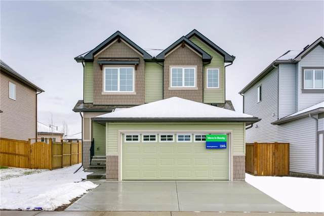 1714 Montgomery Gate SE, High River, AB T1V 0H6 (#C4275753) :: Calgary Homefinders