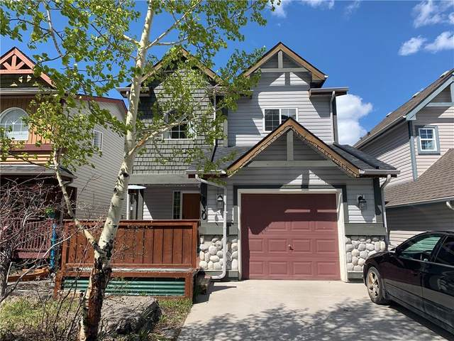 830 Wilson Way, Canmore, AB T1W 2Z3 (#C4278530) :: Calgary Homefinders