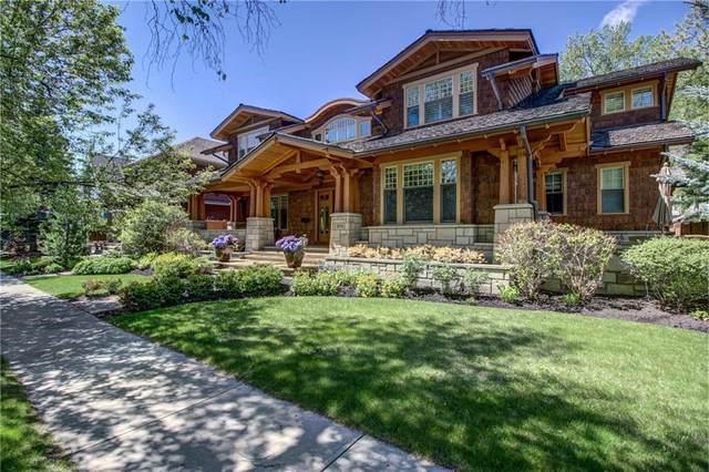 3015 5 Street SW, Calgary, AB T2S 2C3 (#C4279211) :: Redline Real Estate Group Inc