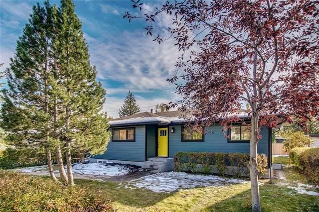 45 Capri Avenue NW, Calgary, AB T2L 0G9 (#C4280306) :: Calgary Homefinders
