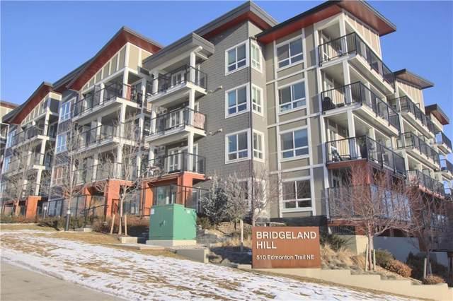 510 Edmonton Trail NE #327, Calgary, AB T2E 0J7 (#C4280427) :: Redline Real Estate Group Inc