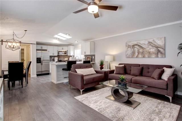6724 17 Avenue SE #118, Calgary, AB T2A 0W5 (#C4282387) :: Calgary Homefinders