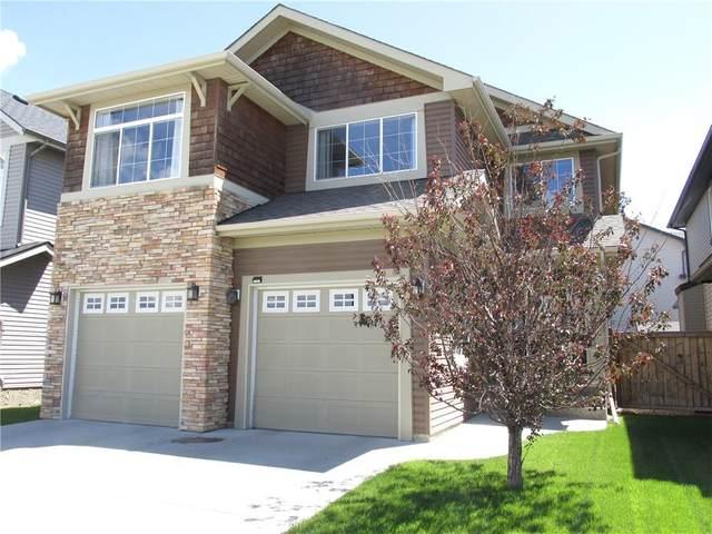 1502 Montgomery Way SE, High River, AB T1V 0B6 (#C4285062) :: Calgary Homefinders