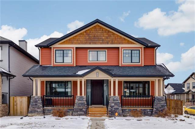 125 Channelside Common SW, Airdrie, AB T4B 3J3 (#C4285763) :: Redline Real Estate Group Inc