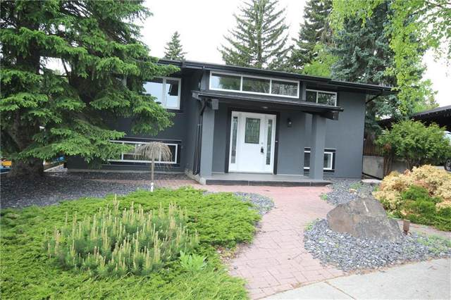 1219 Nicola Place NW, Calgary, AB T2K 2M7 (#C4287921) :: Team J Realtors