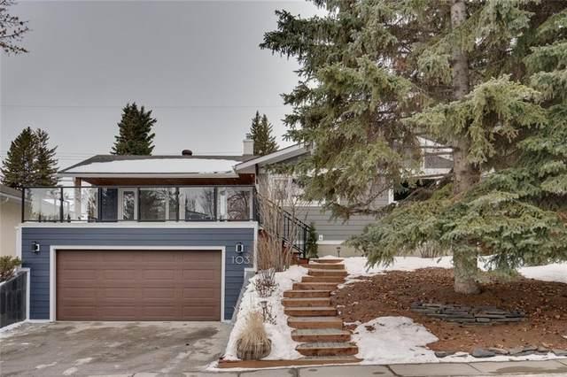 103 Chelsea Street NW, Calgary, AB T2K 1P1 (#C4288586) :: The Cliff Stevenson Group