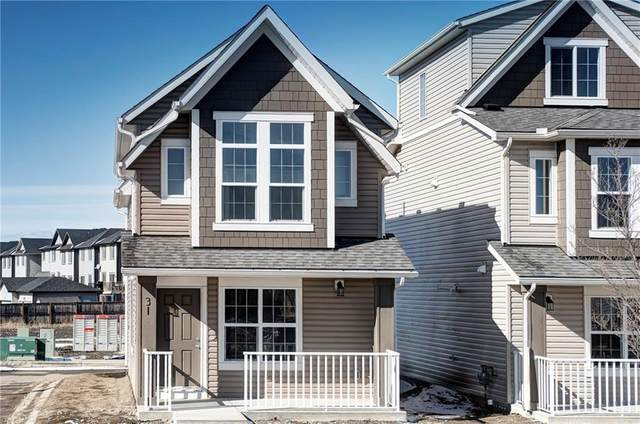 1407 3 Street SE #31, High River, AB T1V 0J9 (#C4288922) :: Calgary Homefinders