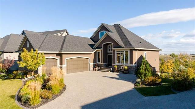 41 Artesia Point, Heritage Pointe, AB T1S 4K6 (#C4289745) :: Canmore & Banff